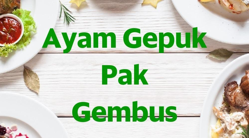 Menu & Review Ayam Gepuk Pak Gembus - Jungle Land - Bogor 4 (Puncak Area)