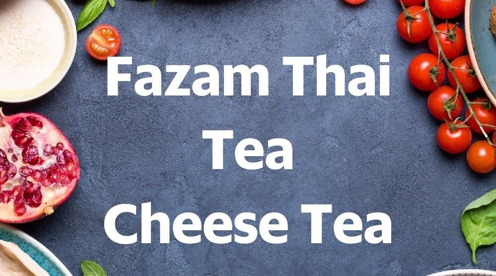 Menu & Review Fazam Thai Tea Cheese Tea - Cipayung Girang - Bogor 4 (Puncak Area)