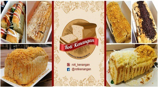Menu & Review Roti Kenangan - Rawa Terate