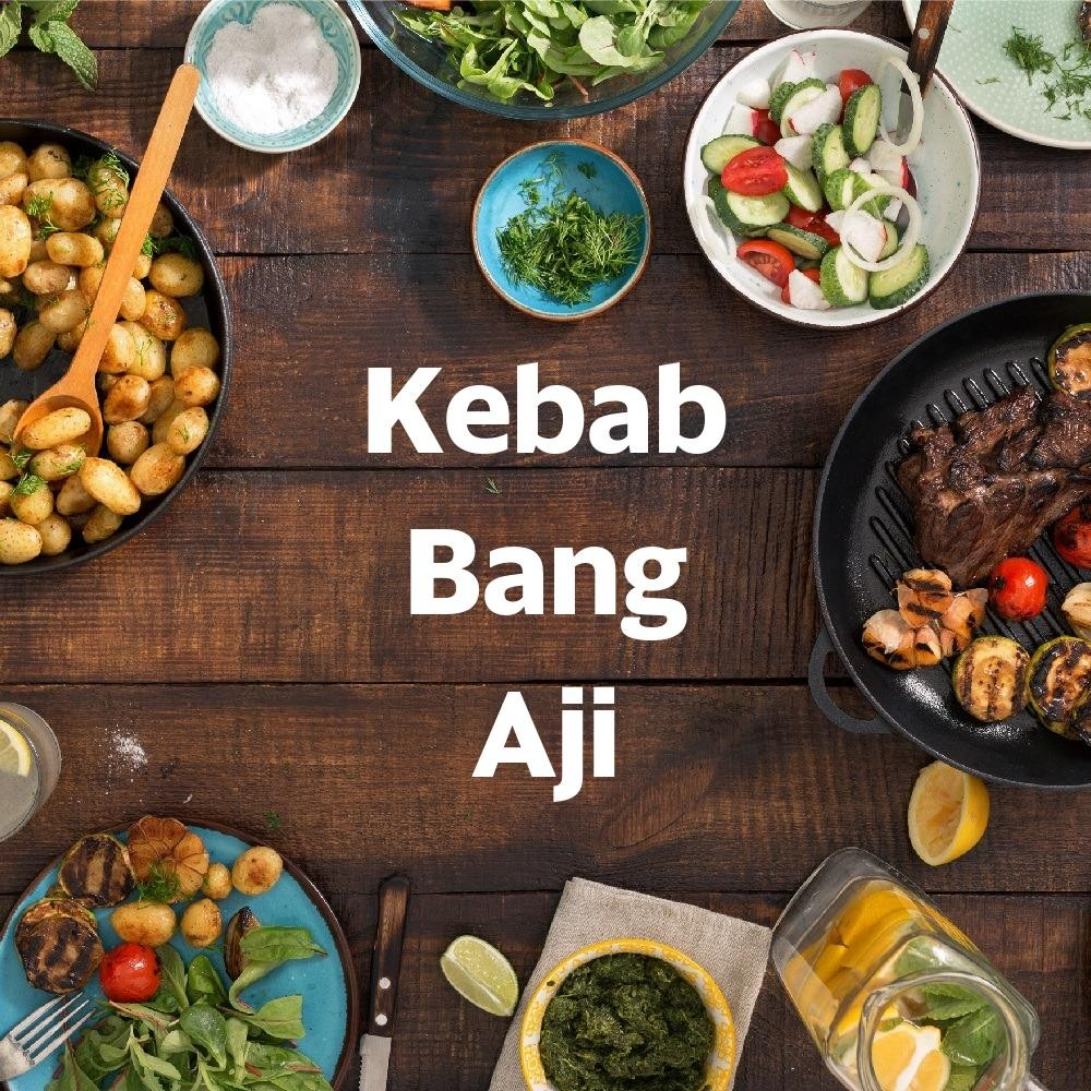 Menu & Review Kebab Bang Aji - Kwitang