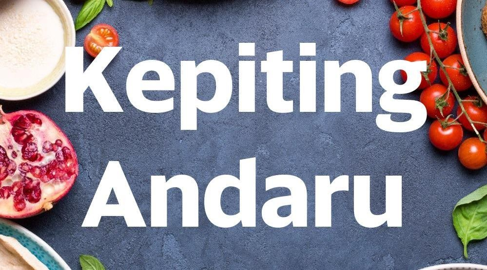 Menu & Review Kepiting Andaru - Utan Panjang