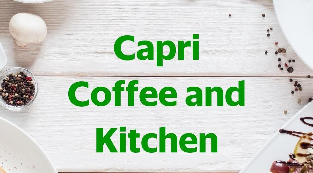 Menu & Review Capri Coffee and Kitchen - Cinere - Depok I
