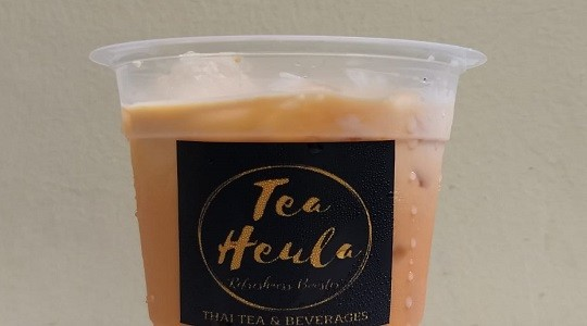 Menu & Review Tea Heula Thai Tea & Beverages - Bojong Nangka - Bogor 4 (Puncak Area)