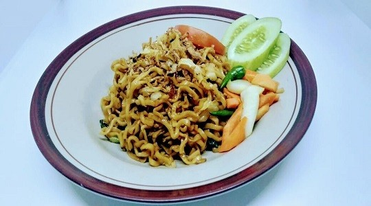 Menu & Review Nasi Goreng Bang Doel - Pluit