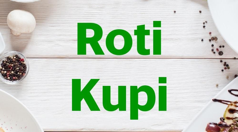 Menu & Review Roti Kupi - Duren Sawit
