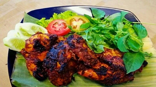 Menu & Review Ayam Bakar Sirkus - Pademangan Barat