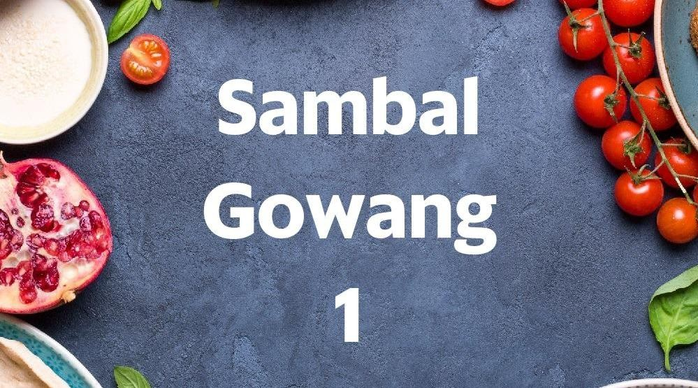 Menu & Review Sambal Gowang 1 - Tanah Abang