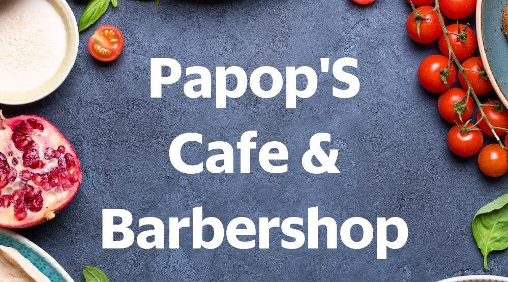 Menu & Review Papop'S Cafe & Barbershop - Ciangsana - Gunung Putri