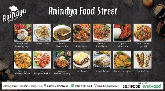 Menu & Review Anindya Food Street - Waru - Bogor 3