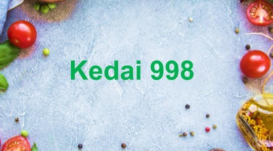 Menu & Review Kedai 998 - Puspasari Citeureup - Bogor 4 (Puncak Area)