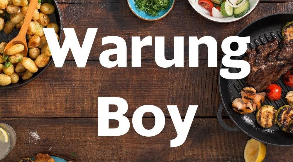 Menu & Review Warung Boy - Kenari