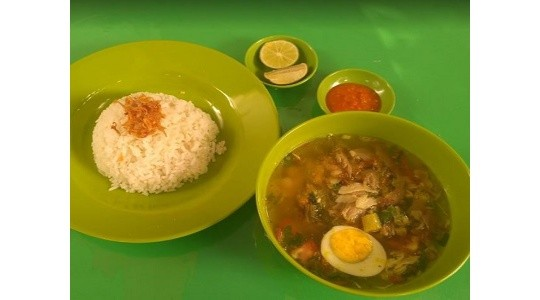 Menu & Review Soto Ayam Doris - Beji - DPK - BEJI