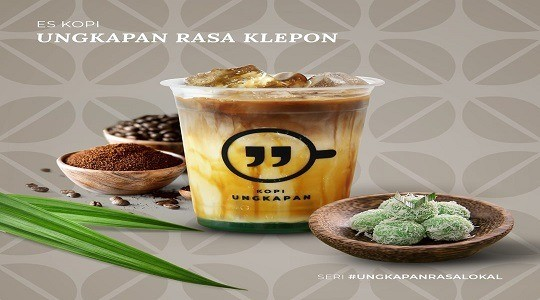 Menu & Review Kopi Ungkapan - Gelora
