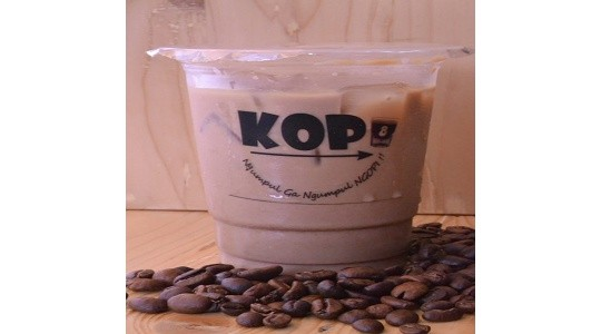 Menu & Review Kopi 8 - Tanjung Barat
