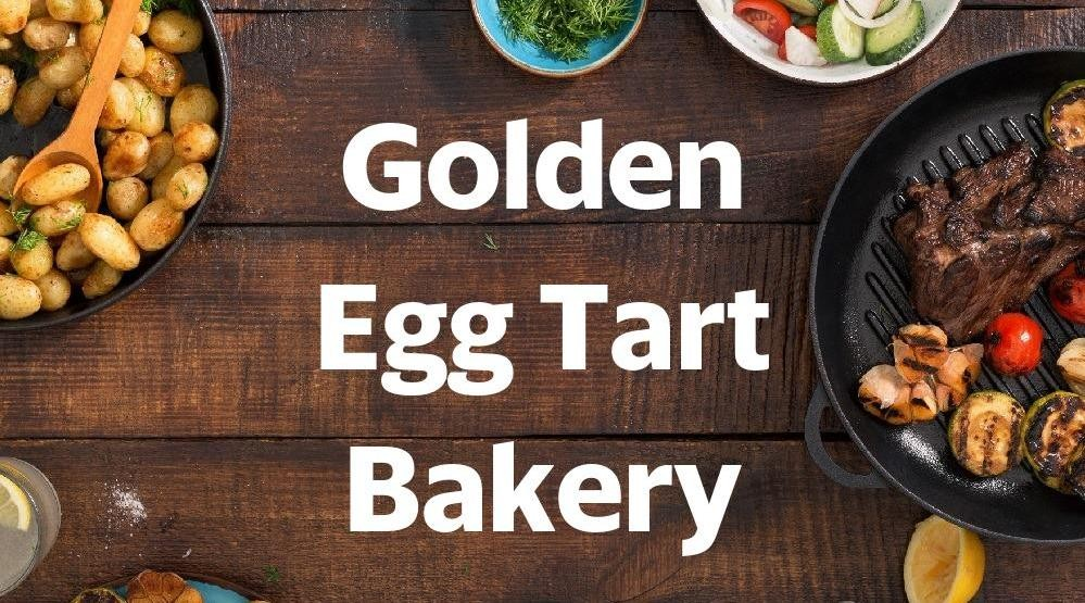 Menu & Review Golden Egg Tart Bakery - AEON Jakarta Garden City