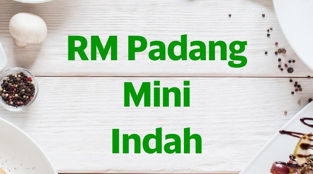 Menu & Review RM Padang Mini Indah - Jagakarsa
