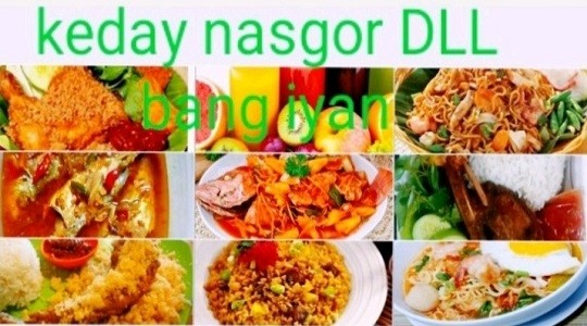 Menu & Review Keday Nasgor Bang Iyan - Pondok Cabe Ilir - Ciputat