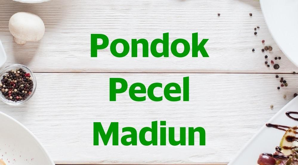 Menu & Review Pondok Pecel Madiun - Ceger
