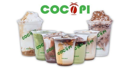 Menu & Review Cocopi - Penjaringan