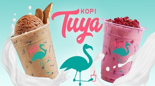 Menu & Review Kopi Tuya Sunter - Sunter Agung