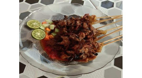 Menu & Review Sate Kikil Bang Engkuss - Semper Barat
