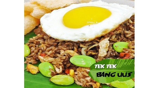 Menu & Review Tek Tek Bang Uus - Pluit