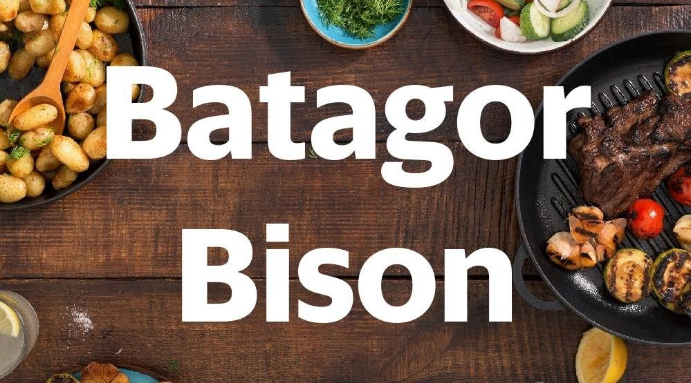 Menu & Review Batagor Bison - Lebak Bulus - Ciputat