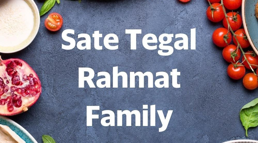 Menu & Review Sate Tegal Rahmat Family - Cipondoh Indah - Cipondoh