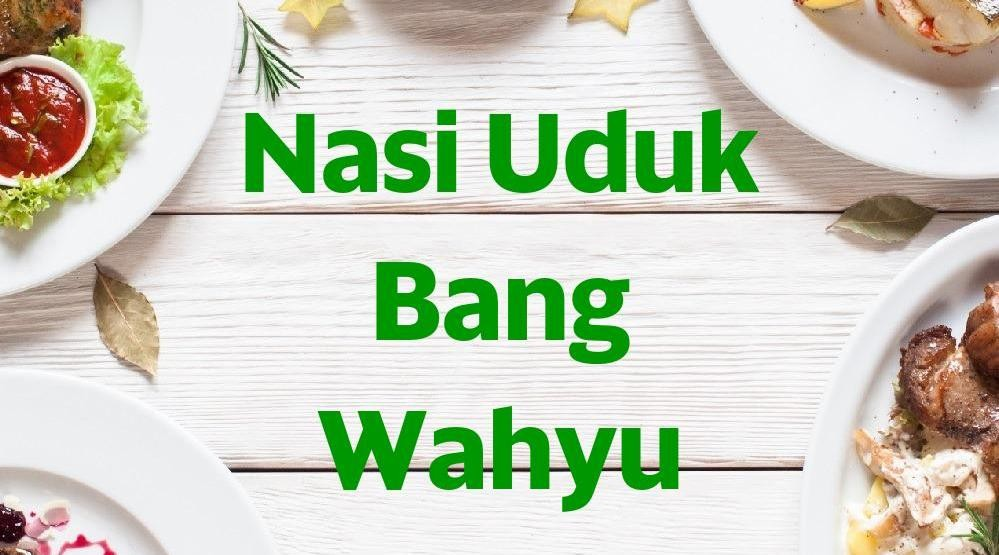 Menu & Review Nasi Uduk Bang Wahyu - Kemayoran