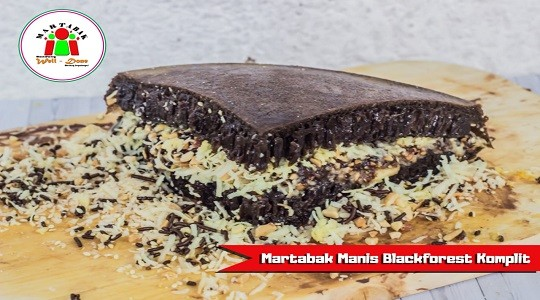 Menu & Review Martabak Well Done 4 - Cilangkap