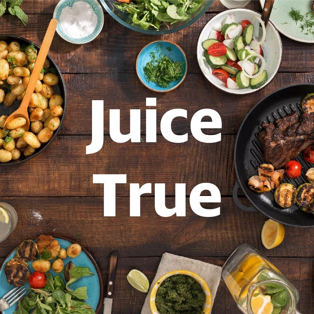 Menu & Review Juice True - Rawa Bunga - Jatinegara