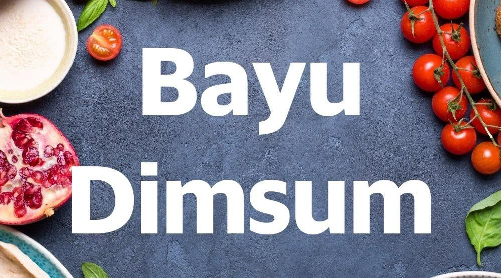 Menu & Review Bayu Dimsum - Dago Eat Park - Ciputat