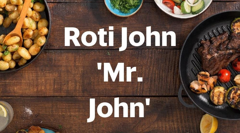 Menu & Review Roti John 'Mr. John' - Sukahati - Bogor 3