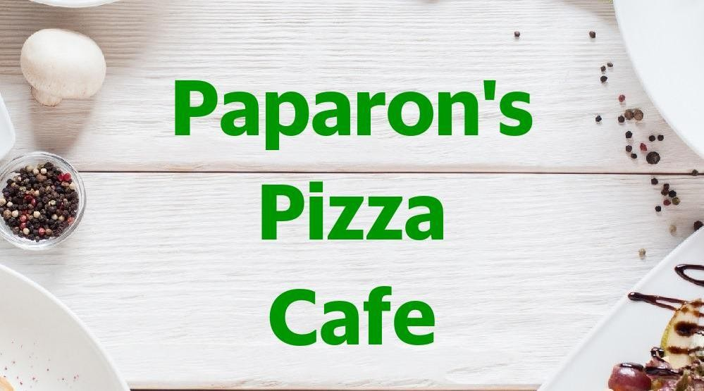 Menu & Review Paparon's Pizza Cafe - Gelora