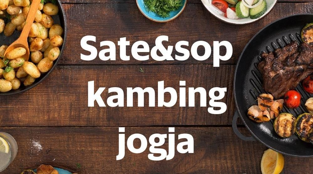 Menu & Review Sate&sop kambing jogja - penjaringan
