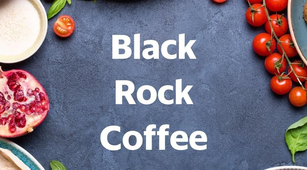 Menu & Review Black Rock Coffee - PIK Penggilingan