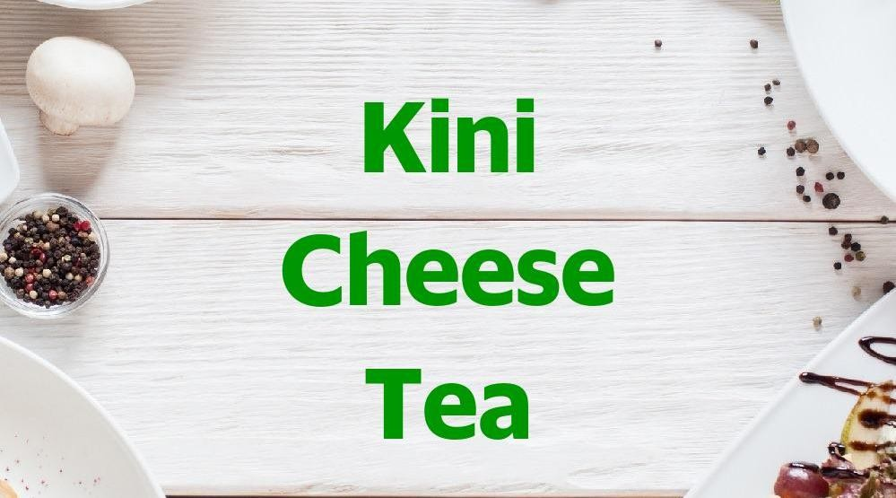 Menu & Review Kini Cheese Tea - Bantarjati - Bogor 2