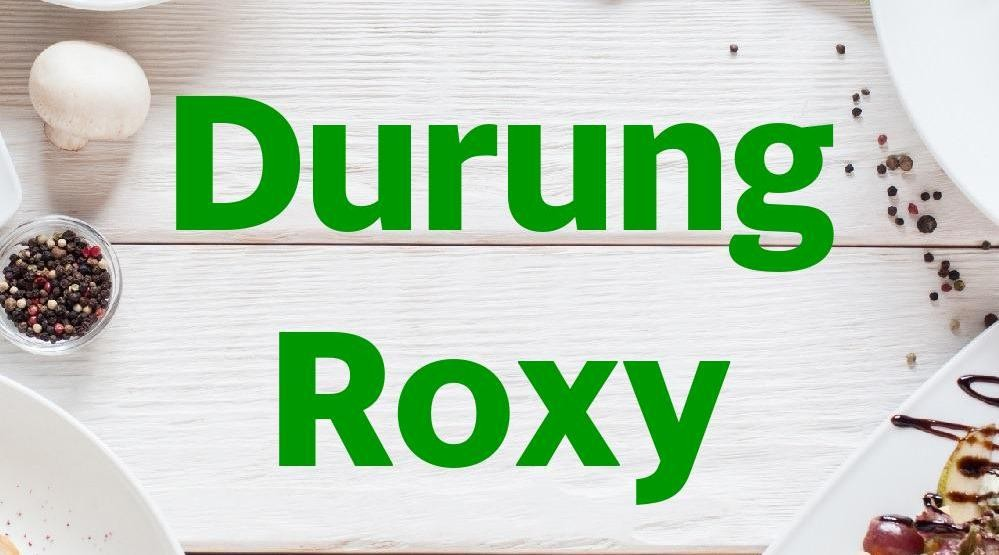 Menu & Review Durung Roxy - Cideng