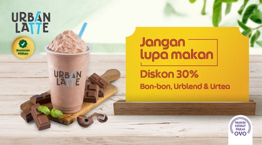 Menu & Review Urban Latte - Plaza Indonesia