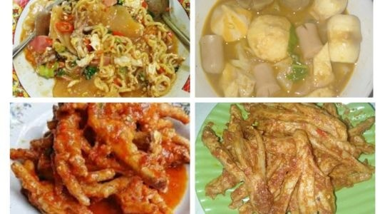 Menu & Review Seblak Ceker Sayap Mercon - Pluit