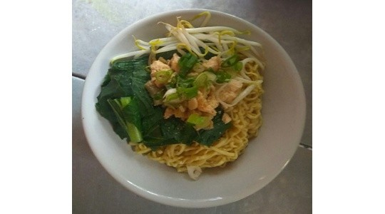 Menu & Review Mie Ayam 3 M - SDN Menteng 03