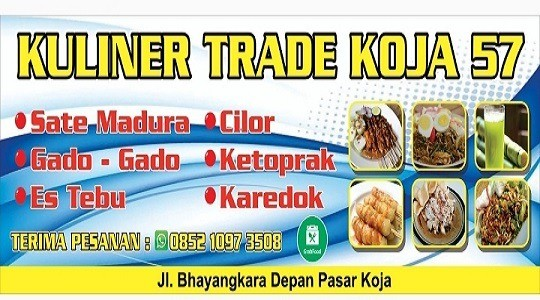 Menu & Review Kuliner Trade Koja 57 - Koja