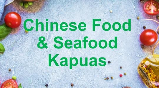 Menu & Review Chinese Food & Seafood Kapuas - Sunter