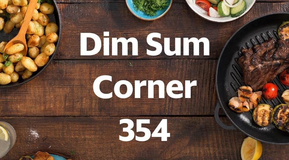 Menu & Review Dim Sum Corner 354 - Menteng