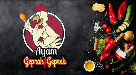 Menu & Review Ayam Geprak Geprek - Otista