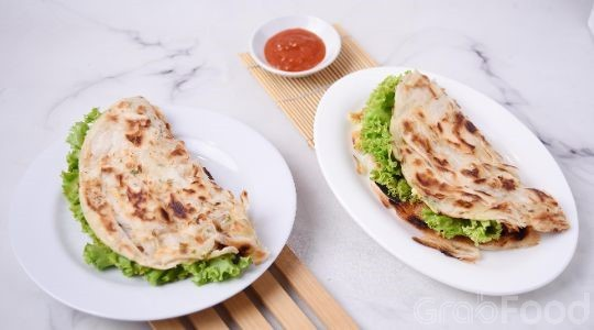 Menu & Review Liang Sandwich Bar - Mall Of Indonesia