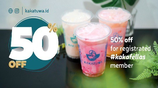 Menu & Review Kakatuwa - Srengseng Sawah
