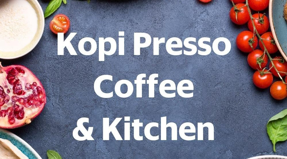 Menu & Review Kopi Presso Coffee & Kitchen - La Piazza