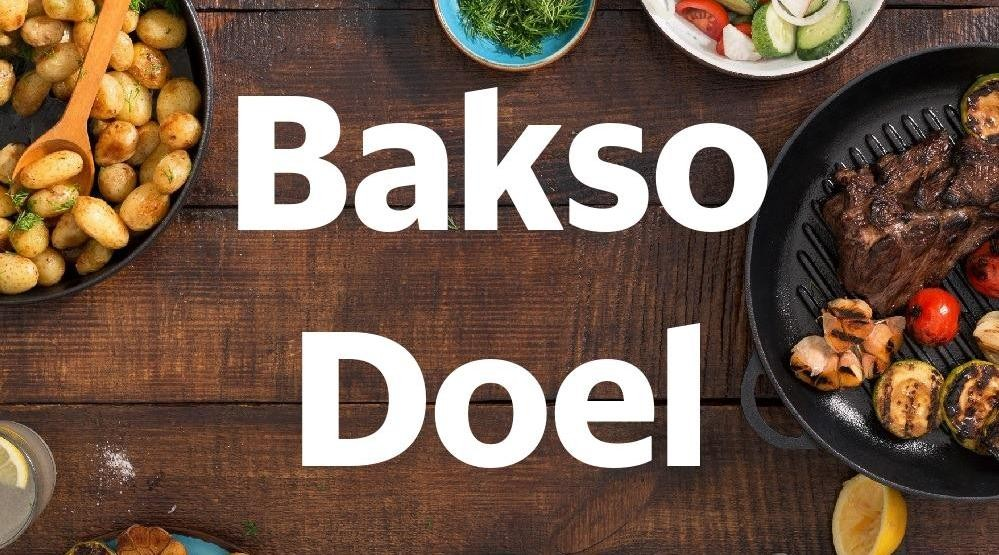 Menu & Review Bakso Doel - Cikini