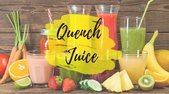 Menu & Review Quench Juice - Grand Indonesia